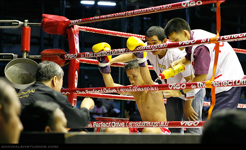 #20 | Sinais de luta e o que é o 6º round na Tailândia