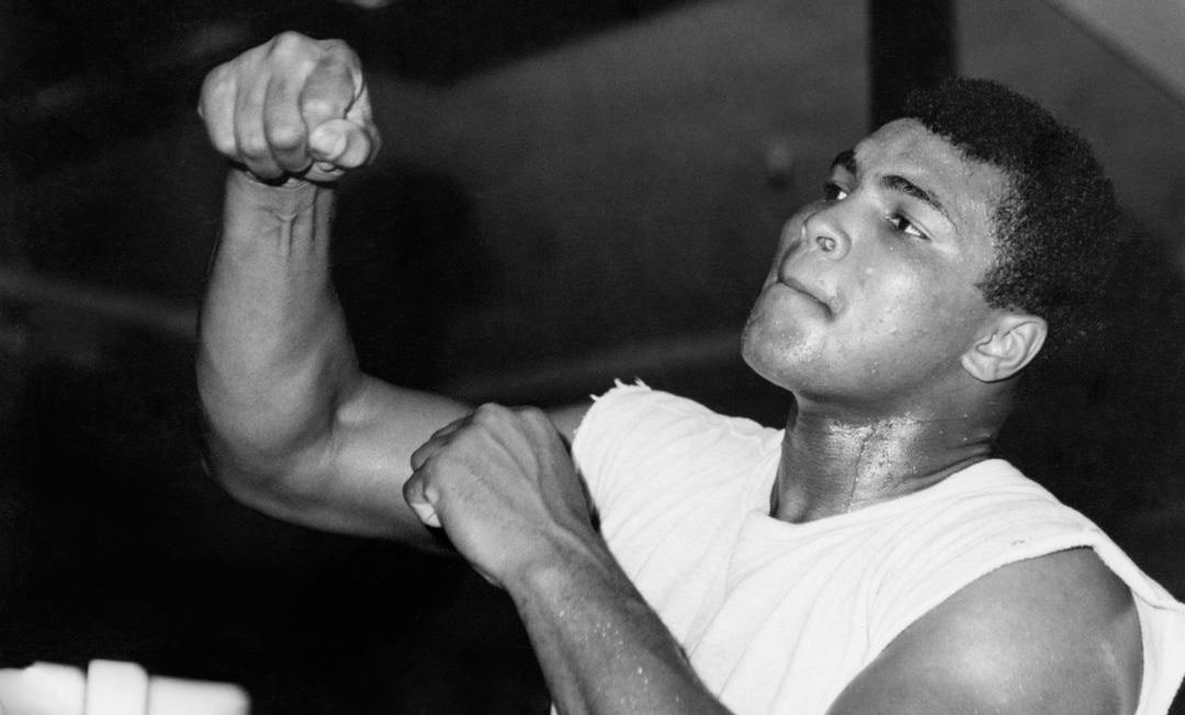 #23 – AO VIVO | Muhammad Ali