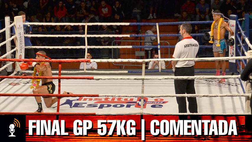 Final GP 57kg – Top Thai Brasil IV