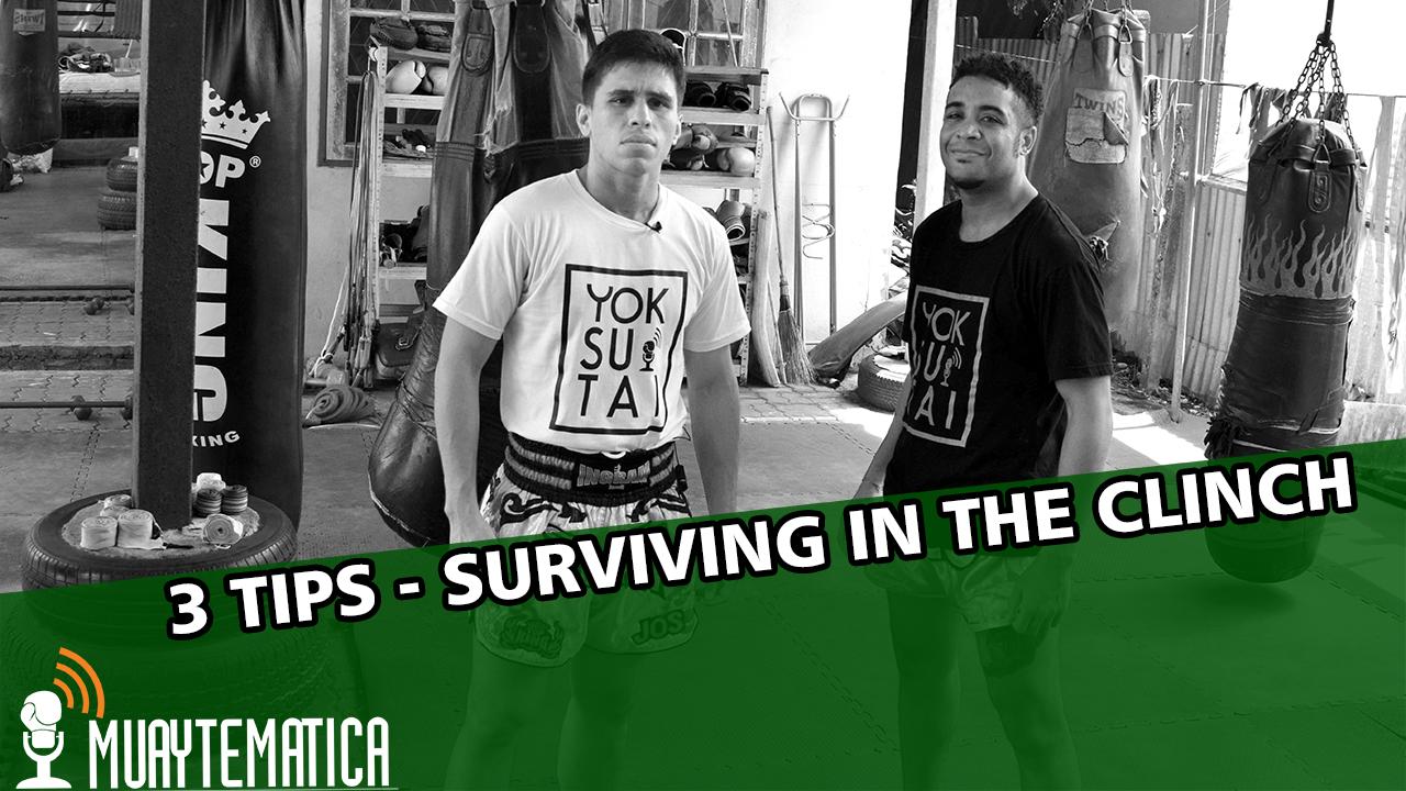 3 DICAS – Sobrevivendo no clinche