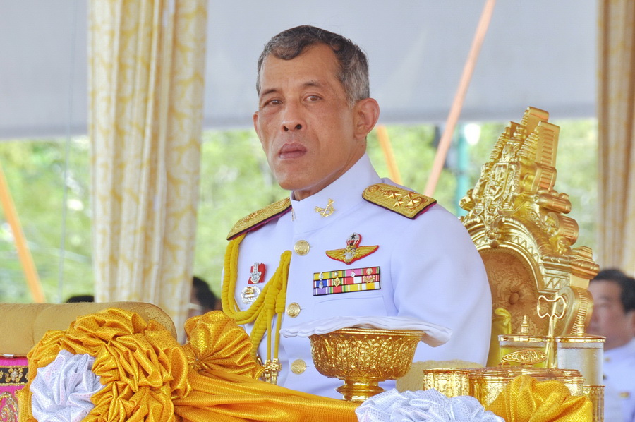 Rama X, o novo Rei da Tailândia