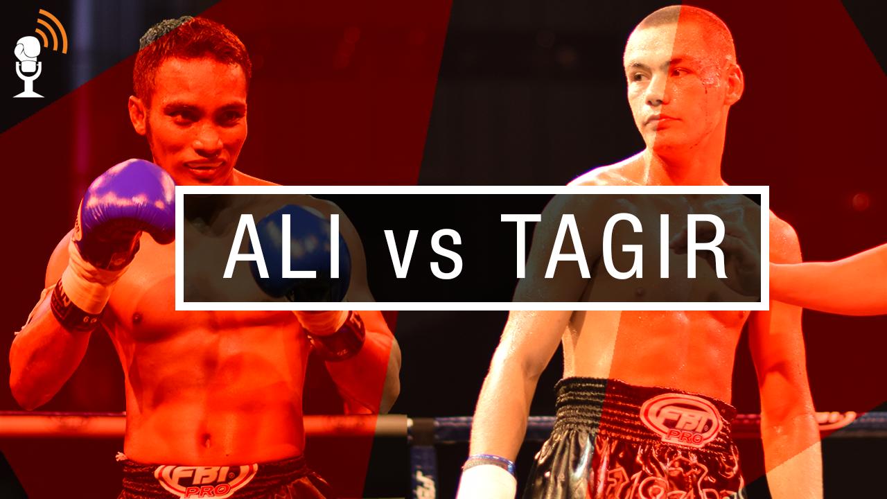 Tagir vs Ali