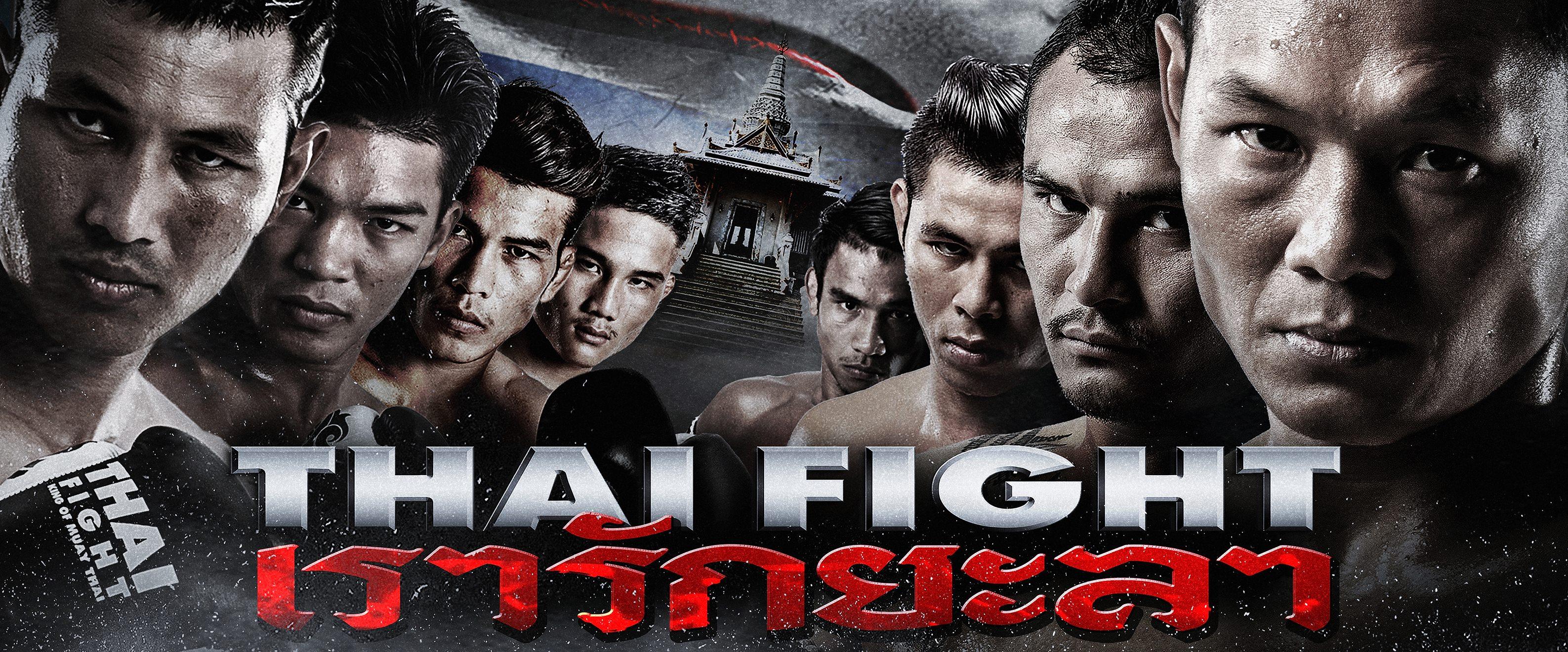 Confira como foi Thai Fight Yala