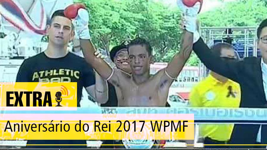 Brasileiros no aniversário do Rei 2017