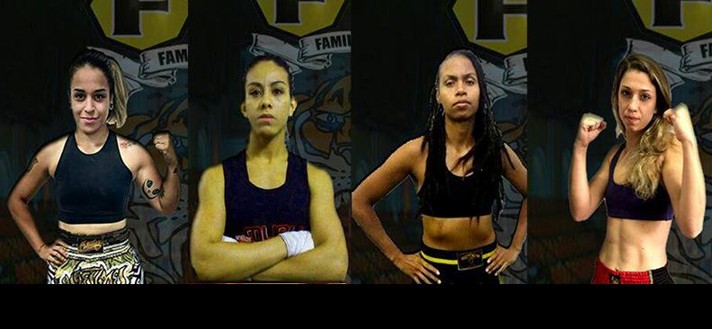 Tainã vs Taiane e Luana vs Raquel, definidas as semifinais do GP Feminino