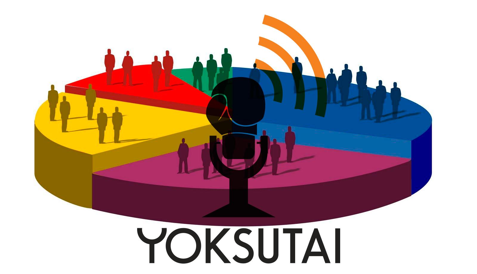 Quem é você? Participe do Censo Yoksutai