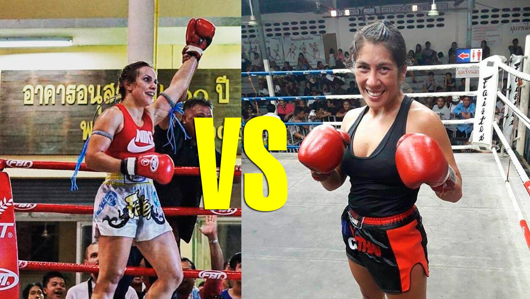 As brasileiras Paula Japa e Daniele Almeida se enfrentam no aniversário do Rei, Lobo e Rhuan brigam por cinturões WPMF