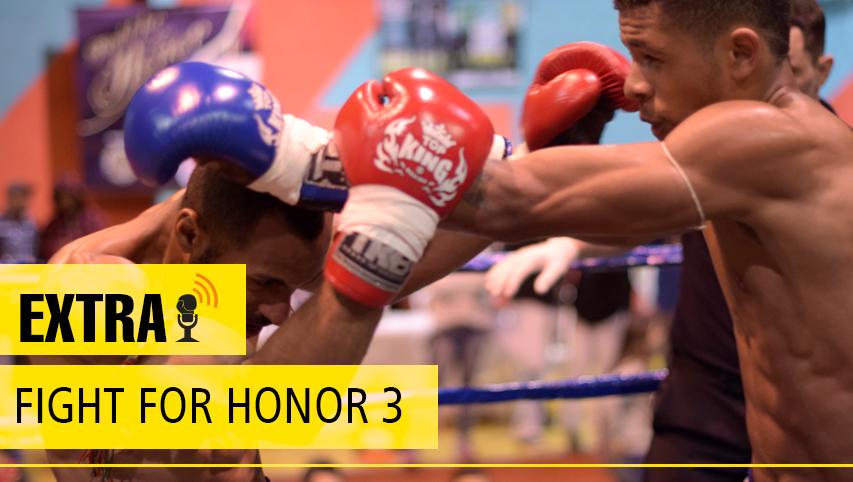 Como foi o Fight For Honor 3
