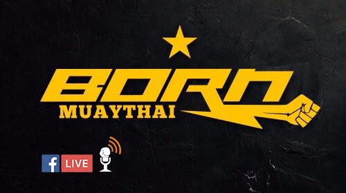 Yoksutai transmitirá o Born Muaythai Ao Vivo