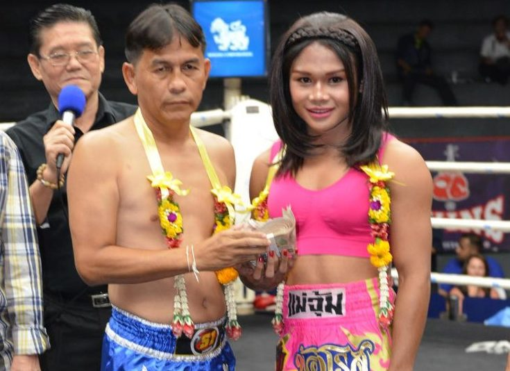 Nongrose enfrenta lutador de 48 anos no Rajadamnern