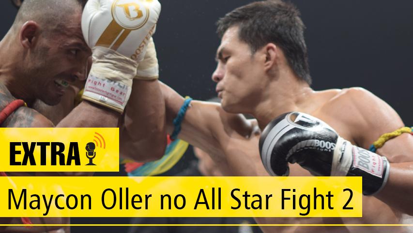 Maycon Oller entra de última hora no All Star Fight