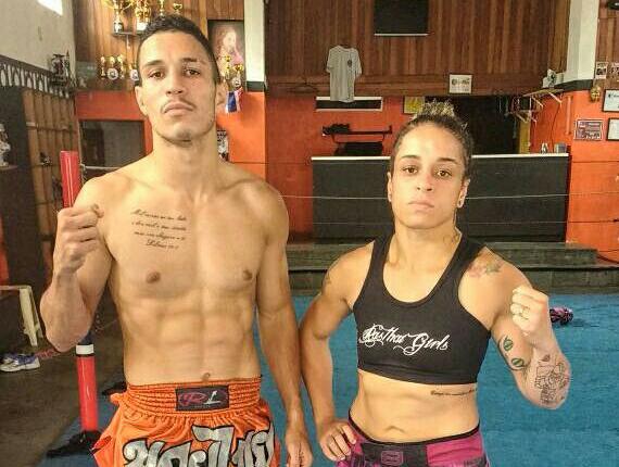 Família Duarte conquista 2 cinturões no final de semana