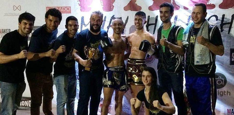 Video | Eder Sampaio controla a luta e vence Pedro Thai por pontos