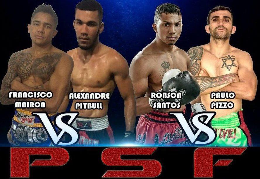 Mairon luta Super 4 em Porto Seguro; Cadu Portela vs Rafael Avatar na luta principal