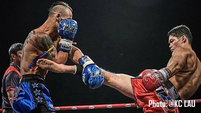 Maycon Oller é derrotado por Nakamura pelo cinturão I-1