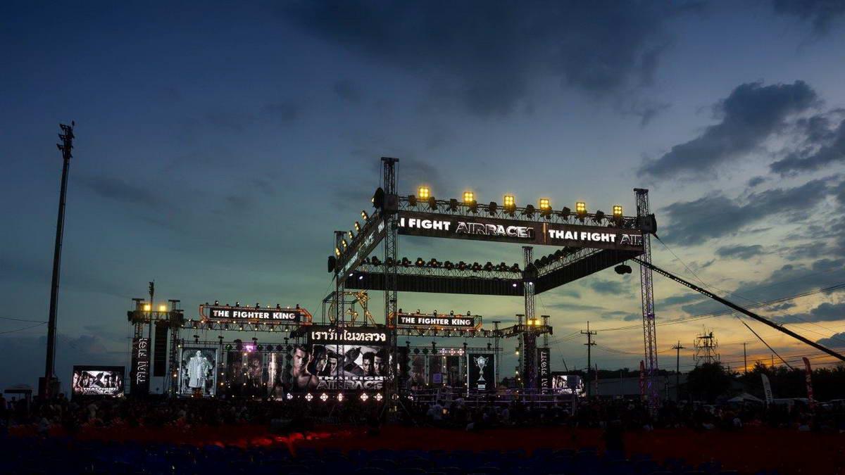 Próxima edição do Thai Fight conta com 3 brasileiros