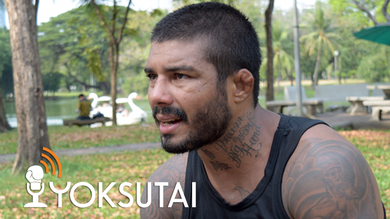 Bruno Miranda: Meu psicológico ficou blindado após 4 anos de Tailândia