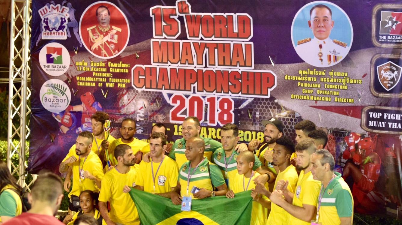 Quem foram os campeões WMF 2018