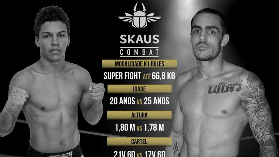 José Aldo e Falcão organizam evento de kickboxing