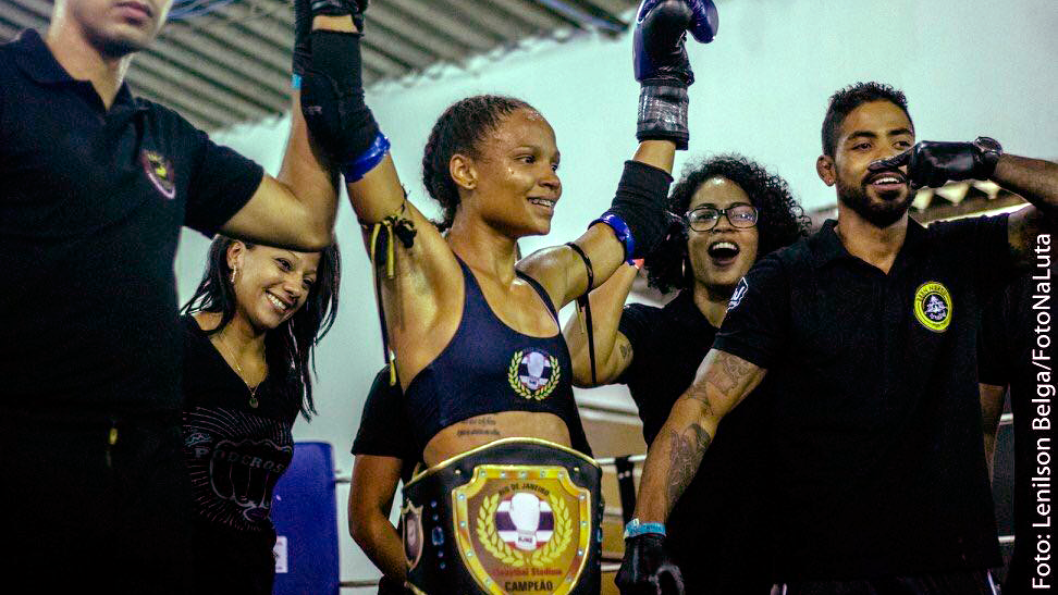 Yasmin vence GP e é a primeira campeão do RJ Stadium