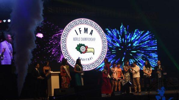 Assista ao vivo o mundial de muaythai amador IFMA 2018