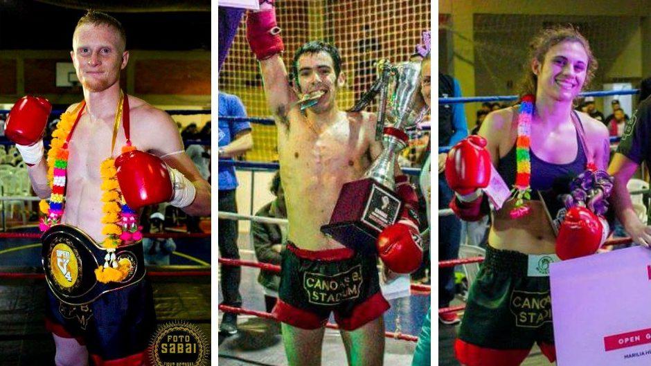 Open Greco Fight coroa 3 campeões em Canoas