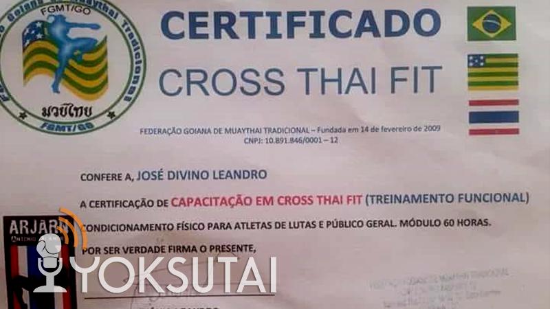 #92 | Cross Thai Fit e Agenda da Semana