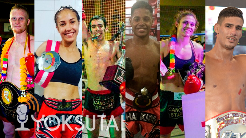 #90 | Campeões da semana no Thai Kids e Open Greco Fight