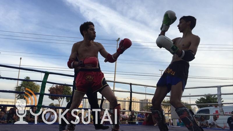 Primeira edição do Tiger Boxing em Brasília