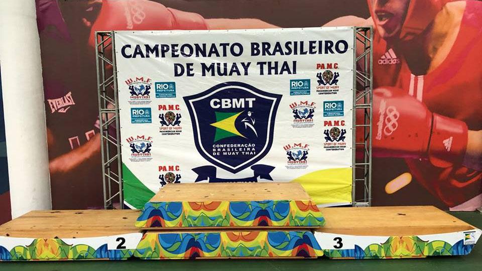 Campeonato brasileiro da CBMT tem 70% dos campeões por WO
