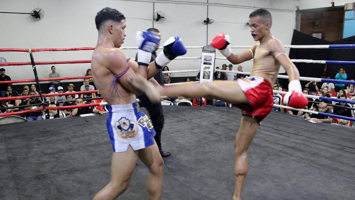 Pudim vence Pedro Thai na luta principal do Portuários de setembro