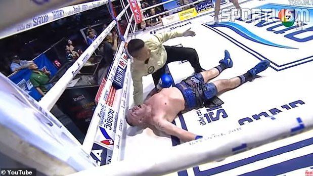 Lutador italiano morre após ser nocauteado em Bangkok