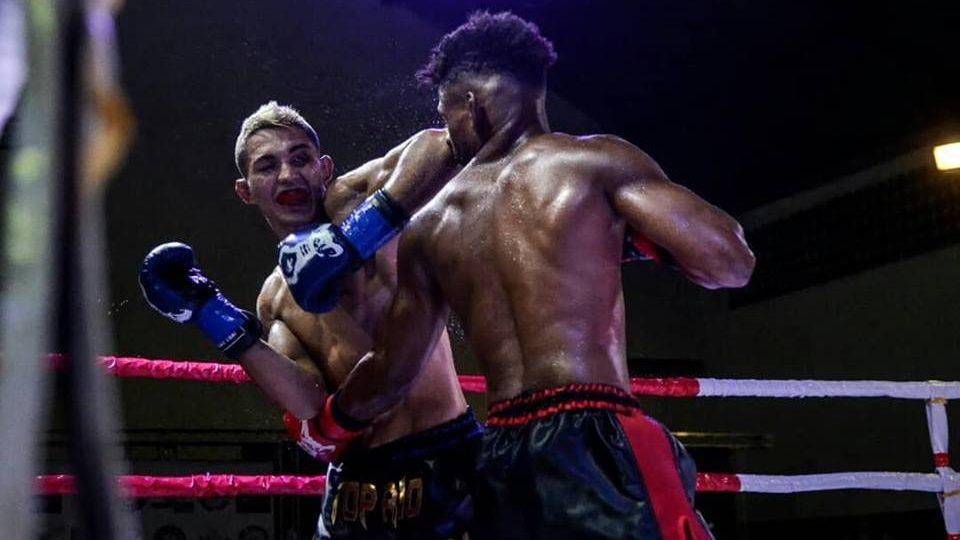Wallace Portela não bate peso no Top Rio Muaythai 3