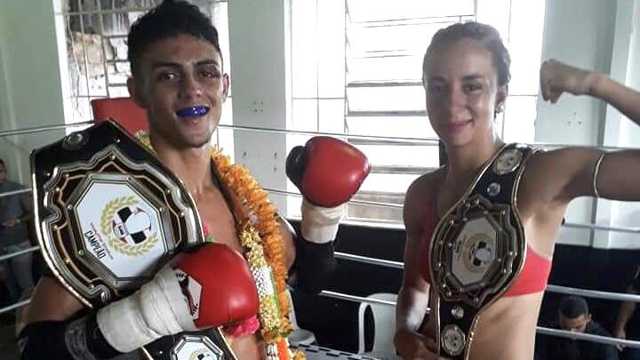 Vencedores do desafio RJ x SP