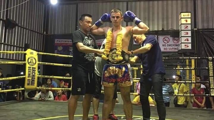 Daniel Morales vence duas lutas em 3 dias na Tailândia