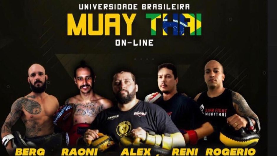 Universidade do Muaythai?