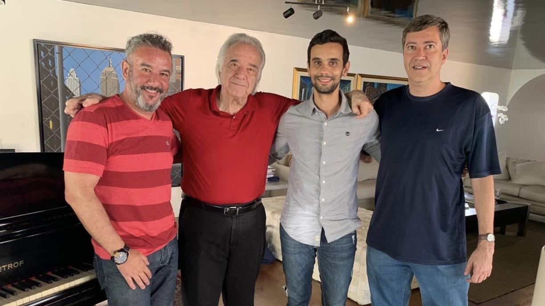 Maestro João Carlos Martins fará apresentação no Maximum Muaythai