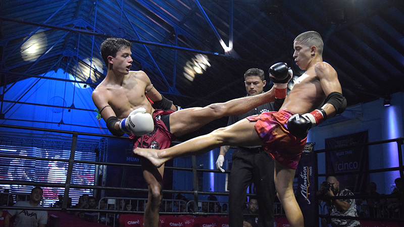 O undercard do Extreme Fight
