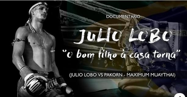 Documentário sobre a volta de Julio Lobo ao Brasil