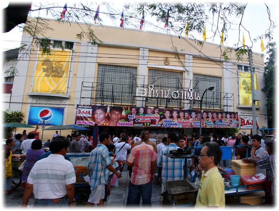 Estádios seguem fechados na Tailândia