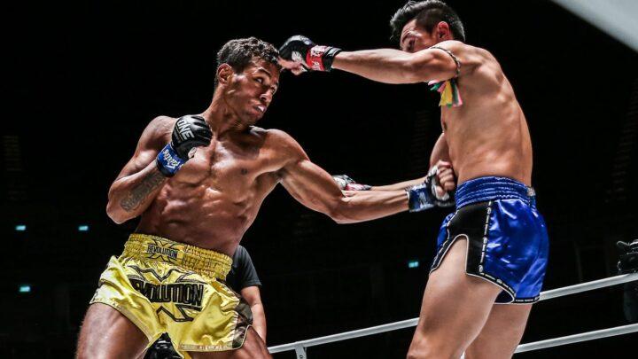 "Felipe Lobo vence Yodpanomrung e avisa: ""Estou estudando a categoria, principalmente o Nong-O"""