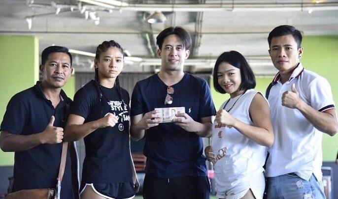 Revanche feminina pelo cinturão tailandês 115lb  com aposta histórica