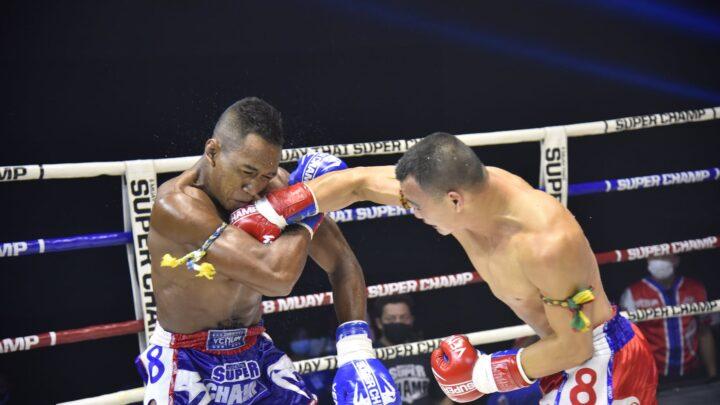 [Video] De virada, Victor acaba nocauteado no Muaythai Super Champ