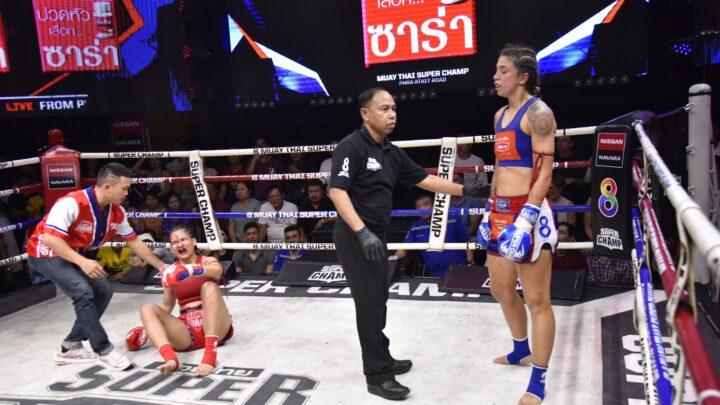 Raquel Bocalão fala sobre sua estadia na Tailândia