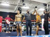 Leandro vira as 2 lutas e vence GP do Thailand  Tiger Fight