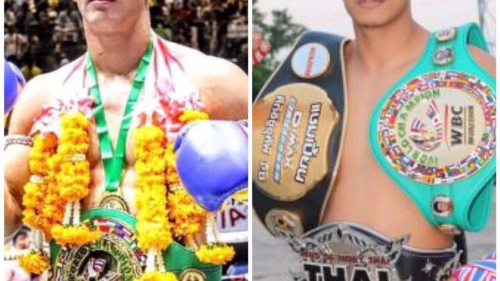 Cajaiba tem revanche contra Satanfah no World Siam Stadium