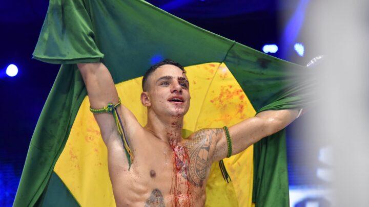 Brasileiros perdem o desafio do Superchamp; Felype, Bahia e Dionatha vencem