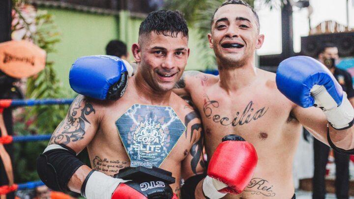 Mayky e Pavão fazem a melhor luta Copa Elite Top Team