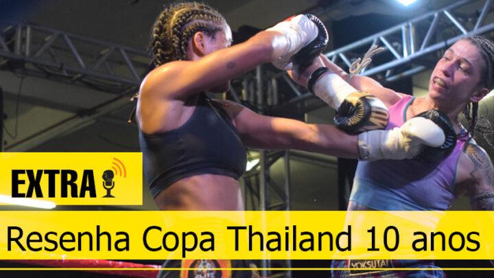 Laysa supera Luara na melhor luta da noite