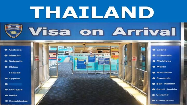 Tailândia renova regra do visto de turismo